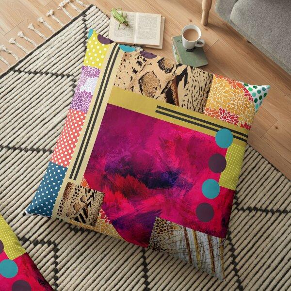 Wild Dominance Floor Pillow