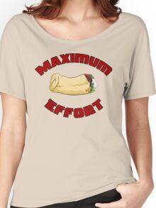 Maximum Effort Women's Relaxed Fit T-Shirt