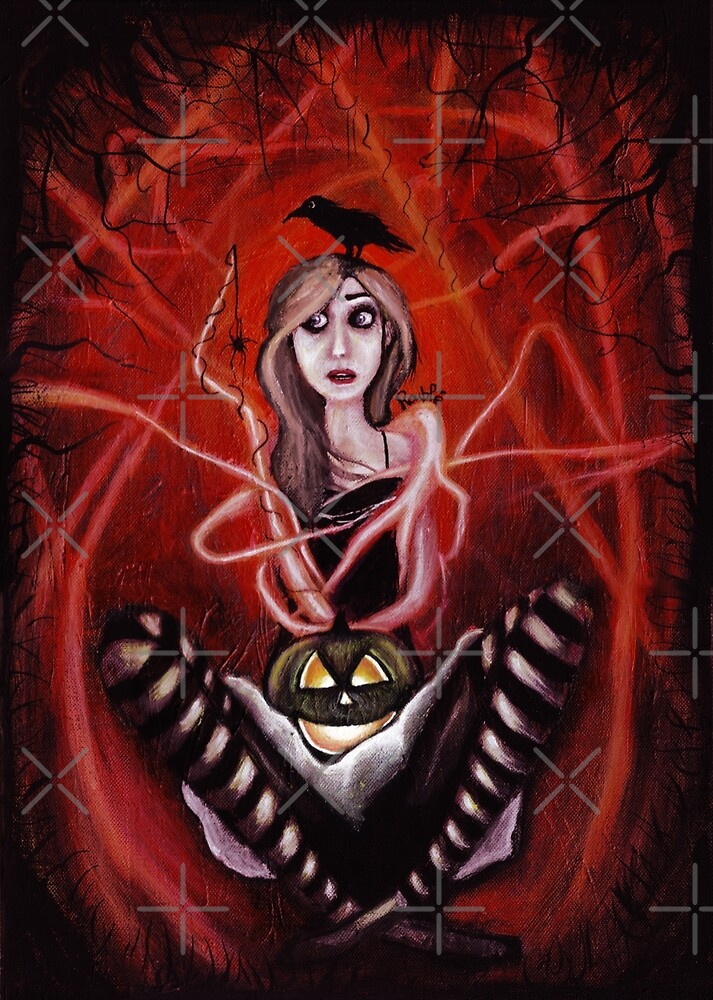 All I want is Halloween by ROUBLE RUST