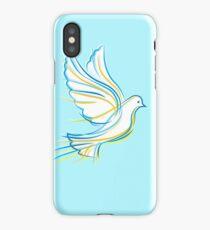 Ukrainian Dove iPhone Case/Skin
