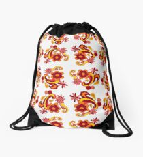 Far Out, Man Drawstring Bag