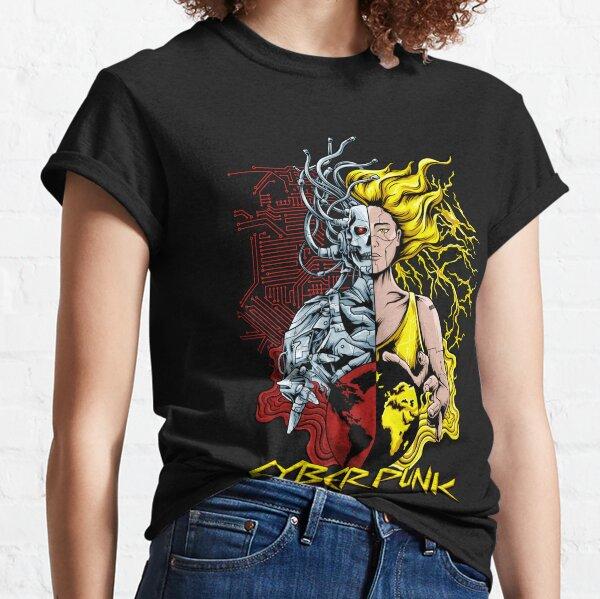 Cyber Punk Classic T-Shirt