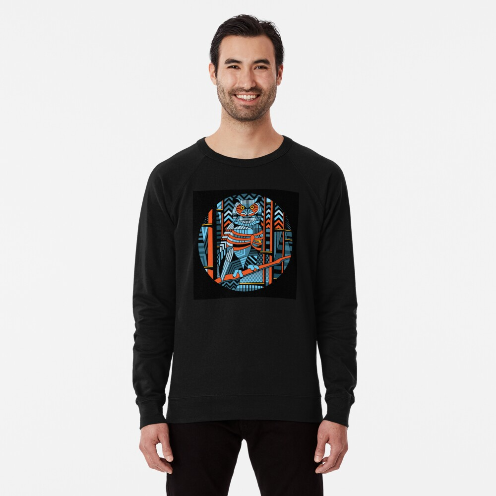 Hüter des Waldes Leichter Pullover