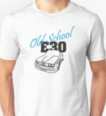 E30 Old School T-Shirt