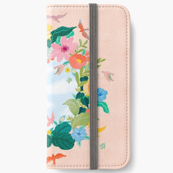 Nature Is Around Us iPhone Wallet