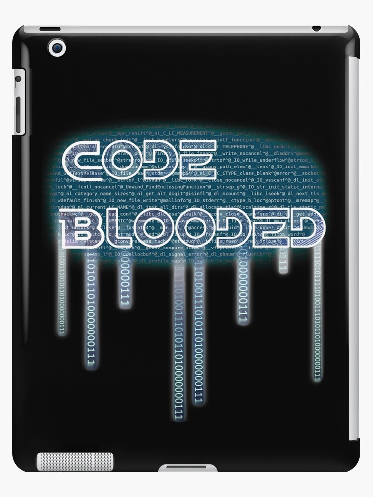 Code Blooded by azureskyline