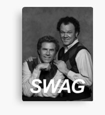 Step Brothers Swag Canvas Print