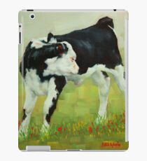 Elly The Calf And Friend iPad Case/Skin