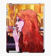Smoking iPad Case/Skin