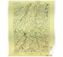 New York NY Canton 122790 1911 62500 Poster