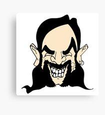 Cartoon Lemmy Canvas Print