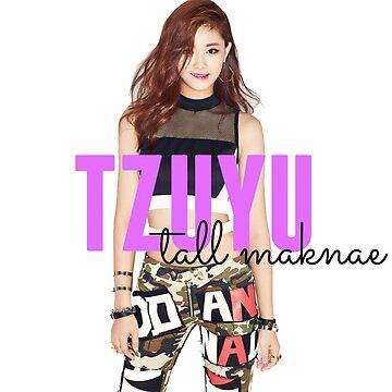 tzuyu - twice by zeebanshee