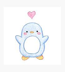 Sweet Little Penguin  Photographic Print