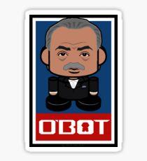 Sharpton Politico'bot Toy Robot 2.0 Sticker
