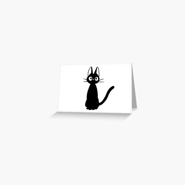 kiki delivery service Greeting Card