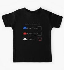 elections of the Absurd 2016 Kids Clothes