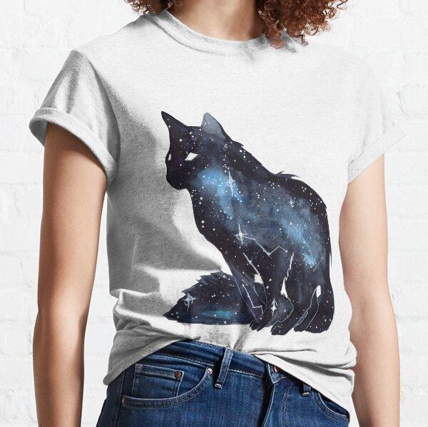 Galaxy Cat Classic T-Shirt