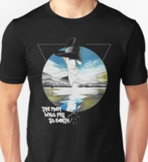 The Man Who Fell to Earth - Bowie Unisex T-Shirt
