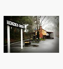 Menzies Creek Photographic Print