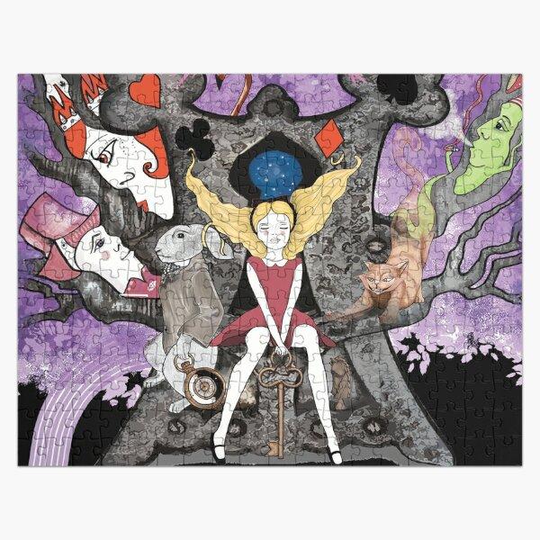 Alice Jigsaw Puzzle