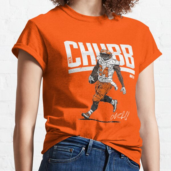Nick Chubb for Cleveland Browns fans Classic T-Shirt