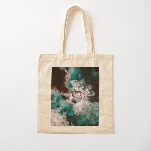 Atlantic Cotton Tote Bag