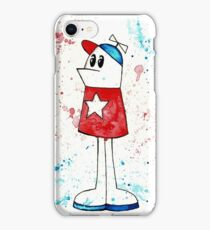 Homestar Runner! iPhone Case/Skin