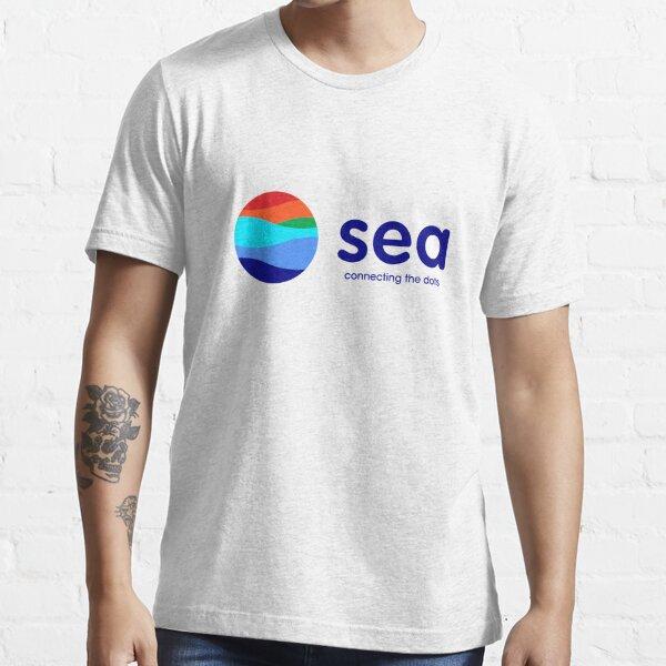 Sea Shopee Garena Camiseta esencial