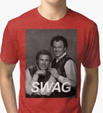 Step Brothers Swag Tri-blend T-Shirt