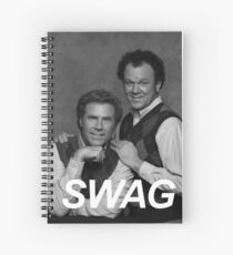 Step Brothers Swag Spiral Notebook