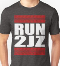 RUN 2JZ tire tread Unisex T-Shirt