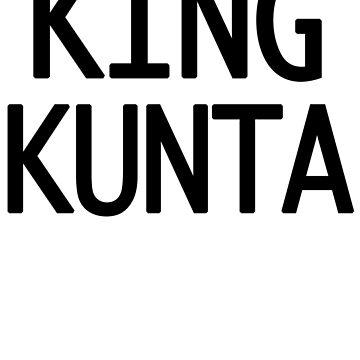 KING KUNTA by lucylewinski