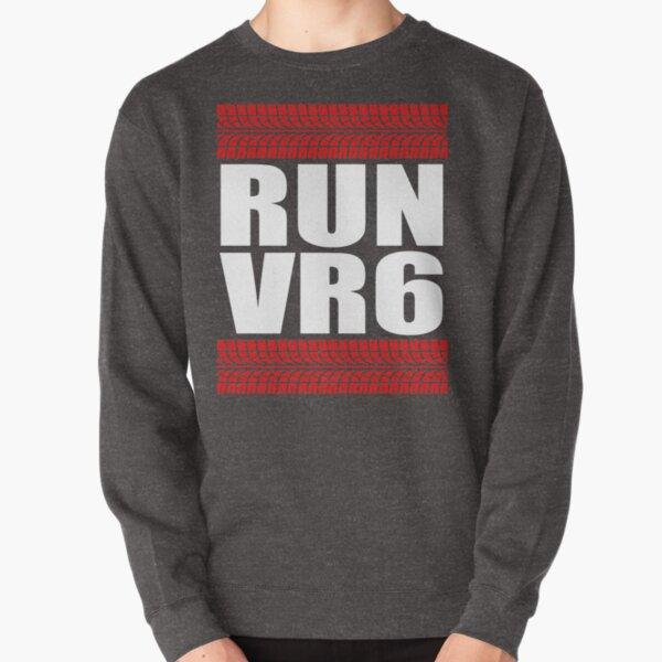 RUN VR6 bande de roulement Sweatshirt épais