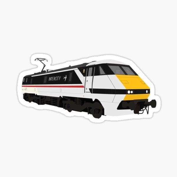 Class 91 Intercity  Sticker