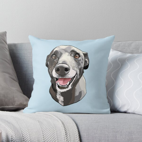 Kojak Commission Throw Pillow