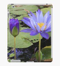 """Water Lillies"" iPad Case/Skin"