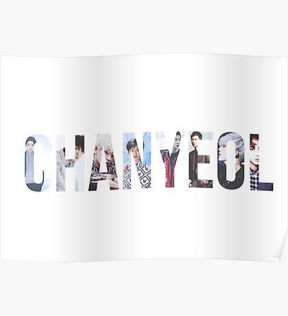 EXO - Chanyeol Poster