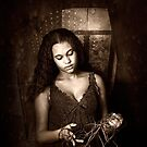 Maïza with strings by annacuypers