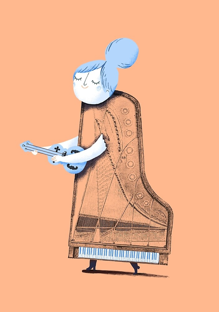 Lady in G Major by Jacques Maes