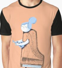 Lady in G Major Graphic T-Shirt