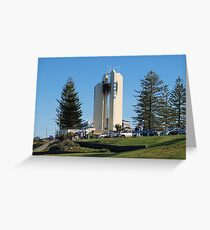 Point Danger Lighthouse Greeting Card