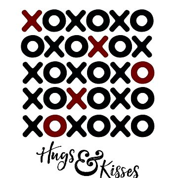 Hugs and Kisses xoxoxo by marceejean
