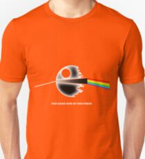 The dark side of the force Unisex T-Shirt