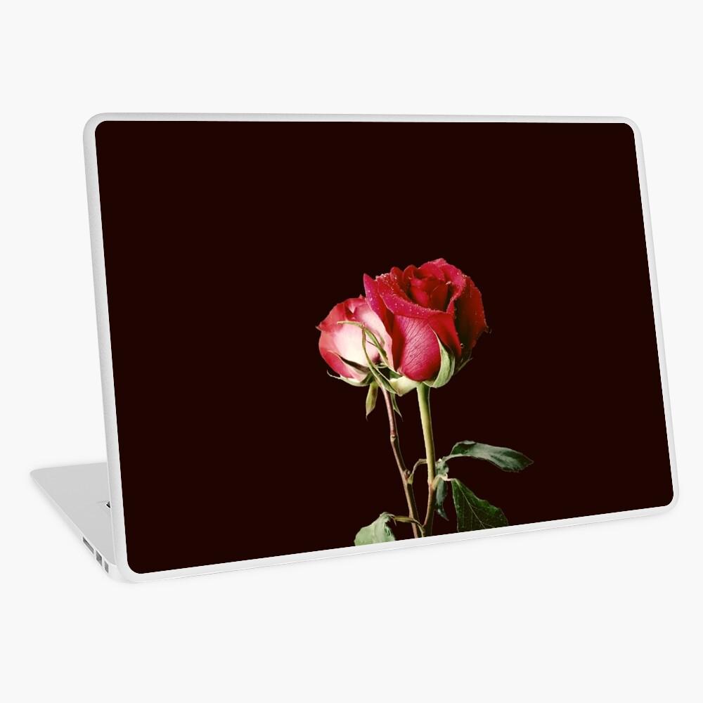 Wrongdoing Magazine Real Rose Collection Laptop Skin