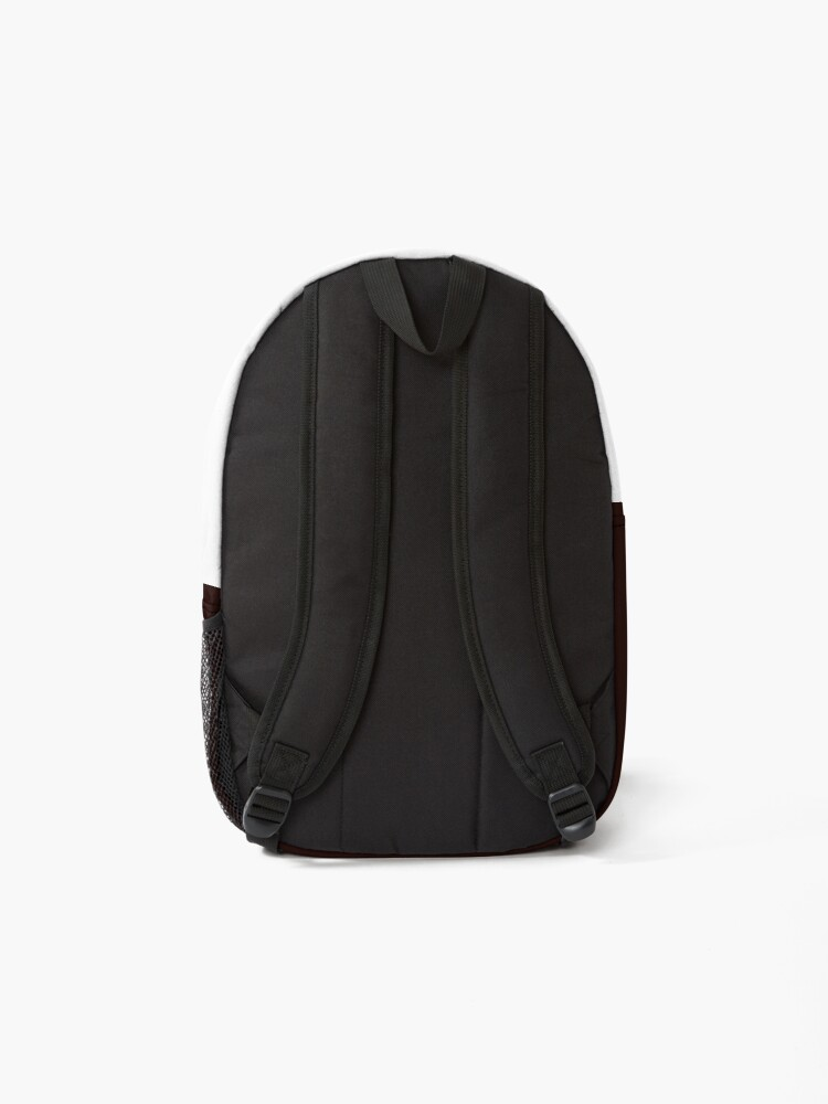 Alternate view of Wrongdoing Magazine Real Rose Collection Backpack