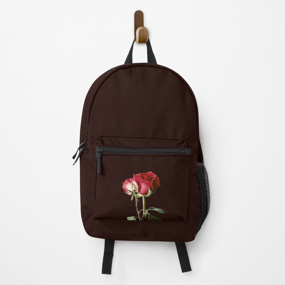 Wrongdoing Magazine Real Rose Collection Backpack