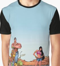 X-Force At A Crossroads Graphic T-Shirt