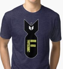 F BOMB Tri-blend T-Shirt