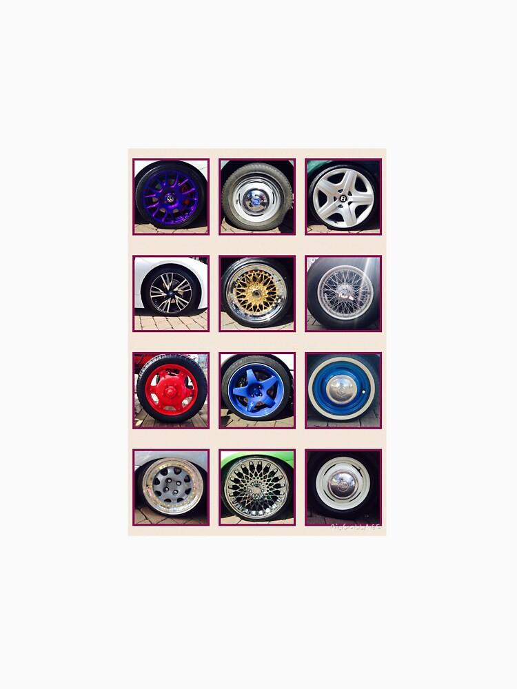 Wheels by robsteadman