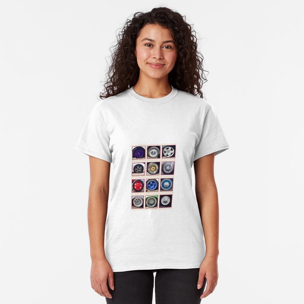 Wheels Classic T-Shirt